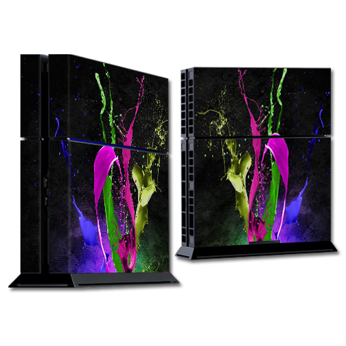Skin Decal Wrap for Sony PlayStation 4 PS4 Console sticker Splat