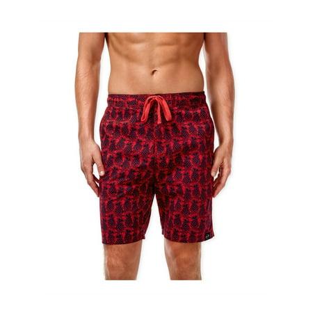 2a46ee3b9c Weatherproof Mens Vintage Pineapple Swim Bottom Board Shorts green S -  image 1 of 1 ...