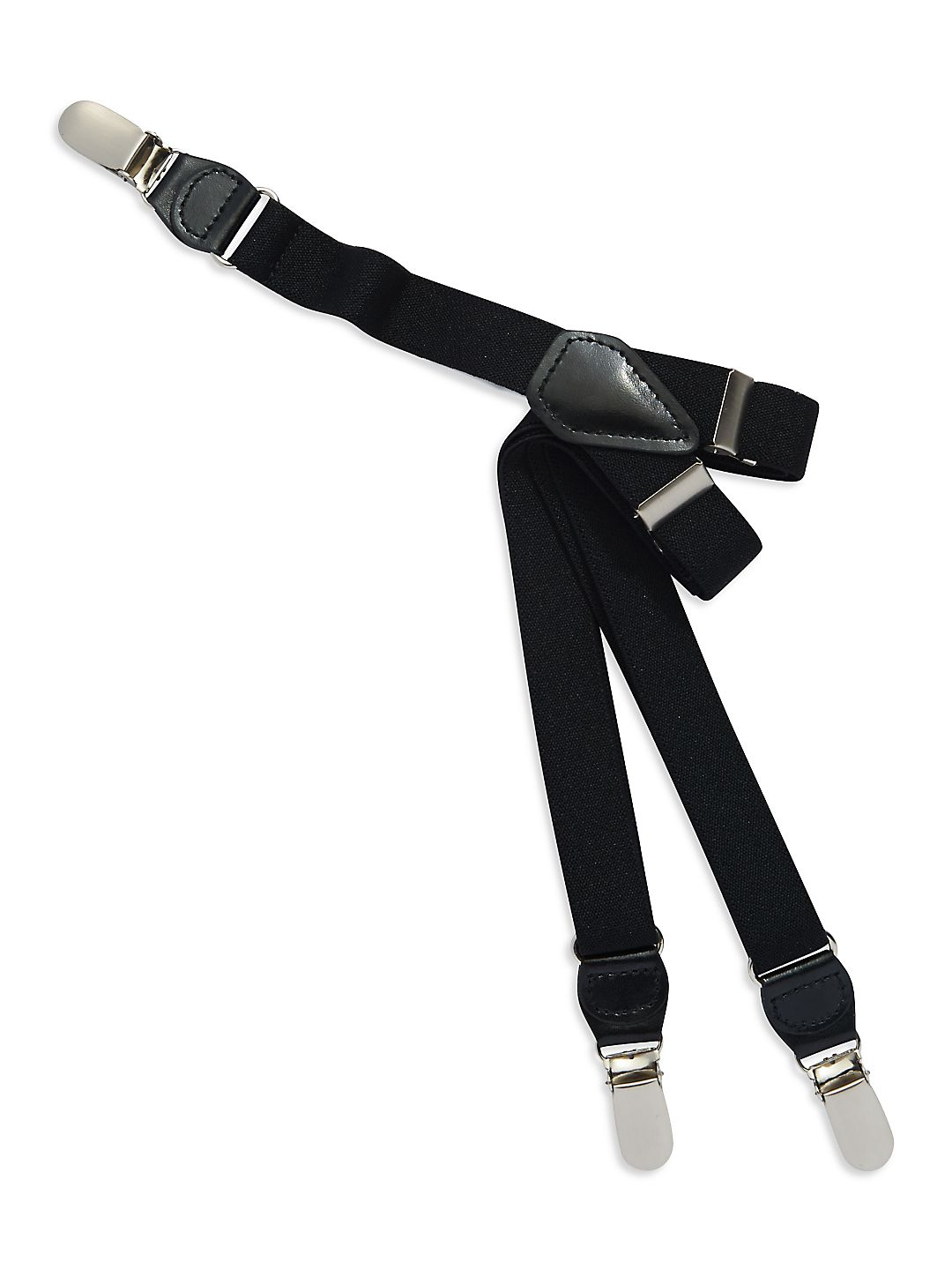 Boy's Solid Suspenders