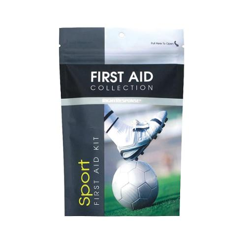 FIRST AID ONLY First Aid Kit, Bulk, Black, 33 Pcs, 1 People 10105