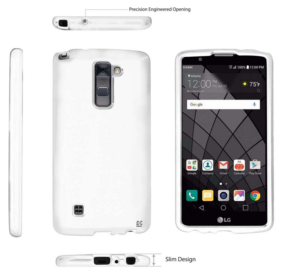 innovative design 77f8a cd120 STYLO 2 PLUS CASE, NEW RUBBERIZED HARD SHELL PROTECTOR CASE COVER FOR LG  STYLO-2 PLUS (aka STYLUS-2 PLUS) (T-Mobile, MetroPCS, Unlocked) (MS550,  K530F ...