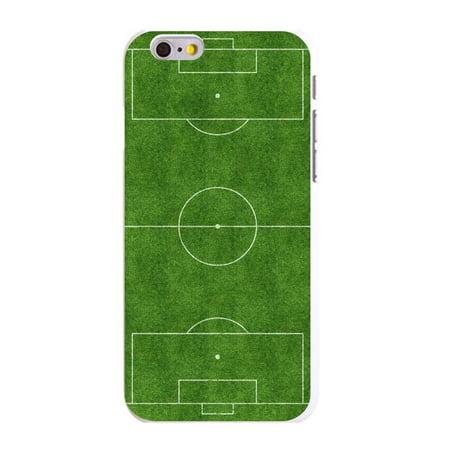 - CUSTOM White Hard Plastic Snap-On Case for Apple iPhone 6 PLUS / 6S PLUS (5.5