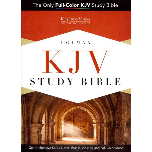 Holman KJV Study Bible: King James Version of the Holy Bible
