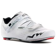 Northwave, Torpedo SRS, Road shoes, Men's, White, 44