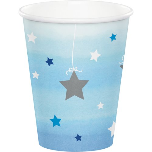 Creative Converting One Little Star Paper Disposable Cup (Set of 24)