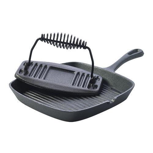 Basic Essentials 9.25'' Grill Pan