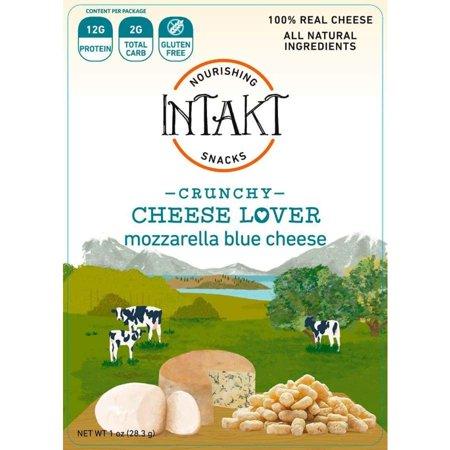 Intakt Snacks Cheese Lover - Mozzarella Blue