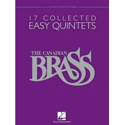 The Canadian Brass: 17 Collected Easy Quintets, Conductor's Score