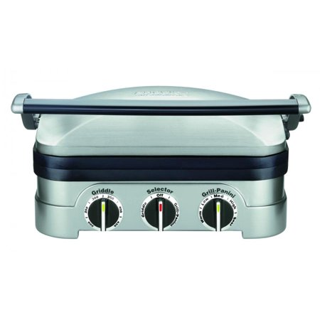 Cuisinart Stainless Steel Multifunctional Grill