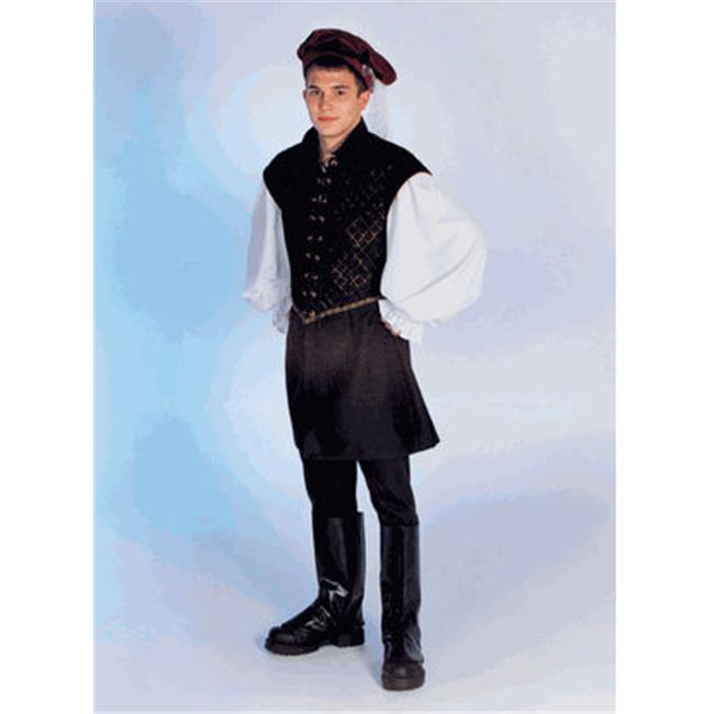 Secrets a Division of J Nunley SAM-05M Romeo-M Tunic and Hat
