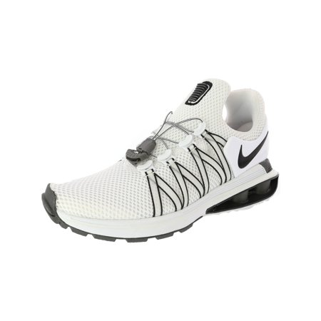 best website 98703 2fb57 Nike Shox Gravity Running Shoe - 9M - White / Black - White | Walmart Canada