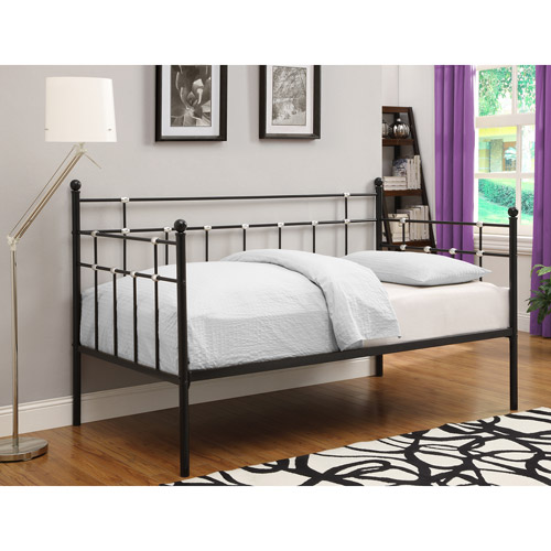 Hayley Twin Daybed, Black