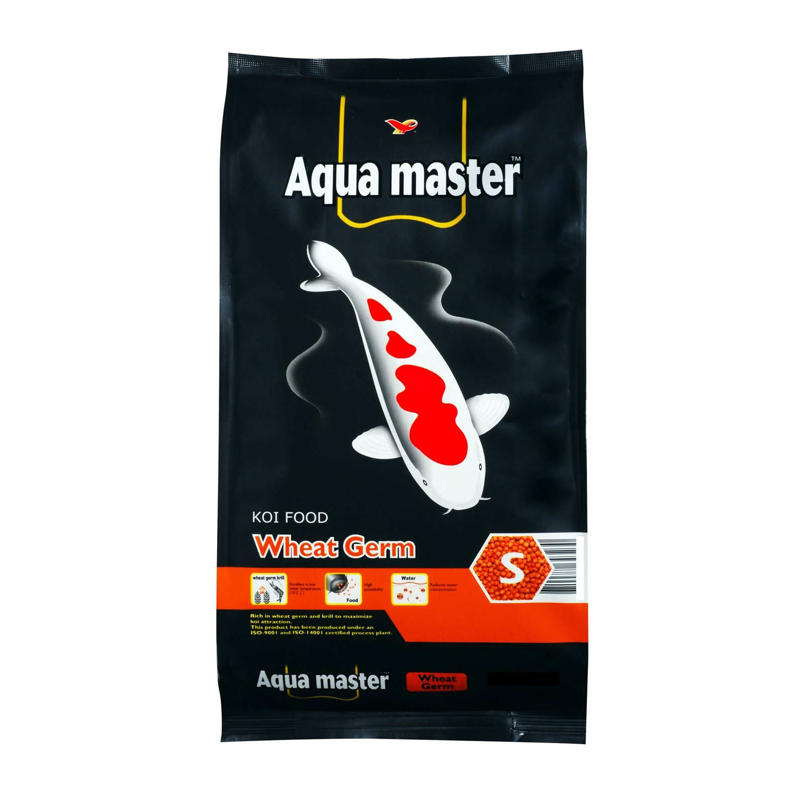 Aqua Master Wheat Germ Koi Food by Kokaho Aquarium Co