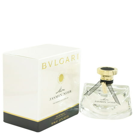 Bvlgari Mon Jasmin Noir Eau De Parfum Spray for Women 2.5 (Bulgari Woman)