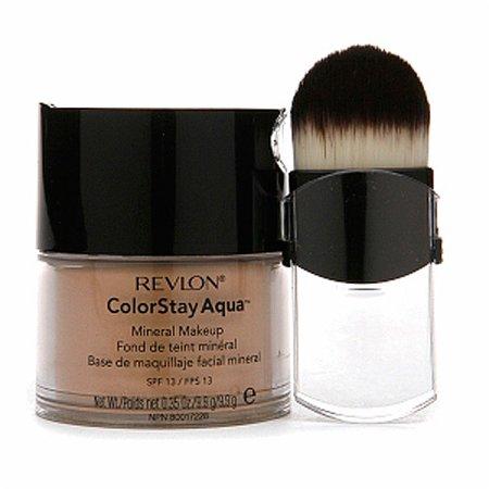 Revlon Colorstay Mineral Makeup - Revlon ColorStay Aqua Deep Mineral Powder Makeup, 0.35 OZ