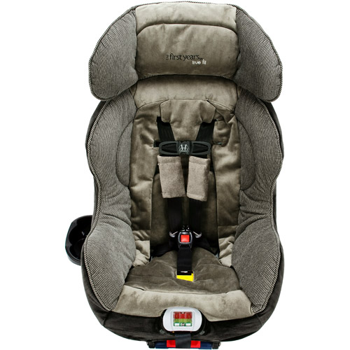 The First Years - True Fit Premier Convertible Car Seat, Retro Rails