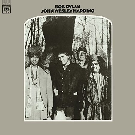 John Wesley Harding  2010 Mono Version   Vinyl
