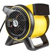 STANLEY Adjustable High Velocity Air Blower Fan, Floor Dryer