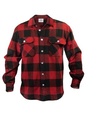 Product Image Extra Heavyweight Brawny Flannel Shirt ba51ecdd1dc