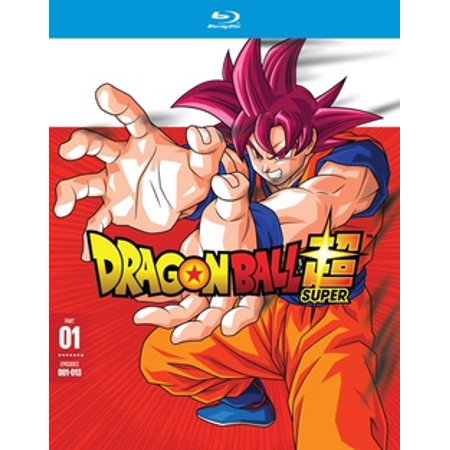 Dragon Ball Super - Part One (Blu-ray) (Super Why Halloween Part 1)