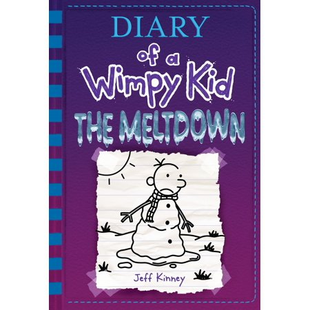 Diary of a Wimpy Kid: The Meltdown (The Diary Of A Young Girl Novel)
