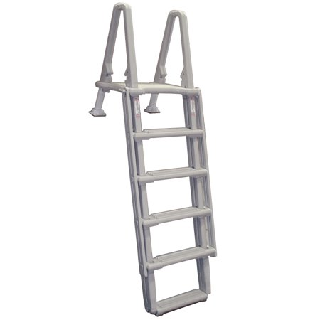 confer above ground 8100x swimming pool ladders outside steps ladder 48 54 inch - Above Ground Pool Outside Steps