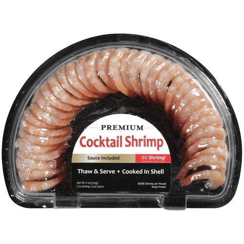 Walmart Premium Cocktail Shrimp, 7 oz