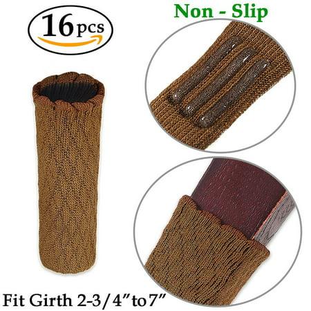 Chair Leg Socks Hardwood Floor Protectors Furniture Feet