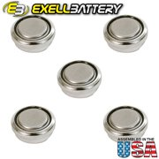 5x Exell A625PX 1.5V Alkaline Battery LR09 PX625A D625 EPX625G MR09 USA SHIP