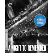 A Night To Remember (Criterion Collection) (Blu-ray) (Widescreen) by CRITERION