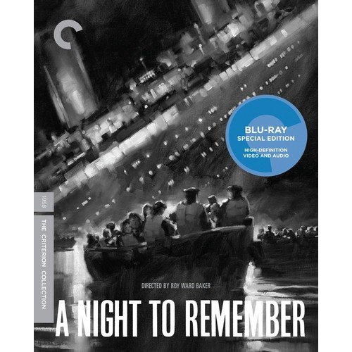 A Night To Remember (Criterion Collection) (Blu-ray) (Widescreen)