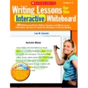 Scholastic Writing Lessons For The Interactive Whiteboard