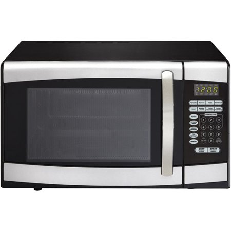 Countertop Microwave Walmart Canada : Danby 0.9-cu. ft. Microwave, Stainless Steel - Walmart.com