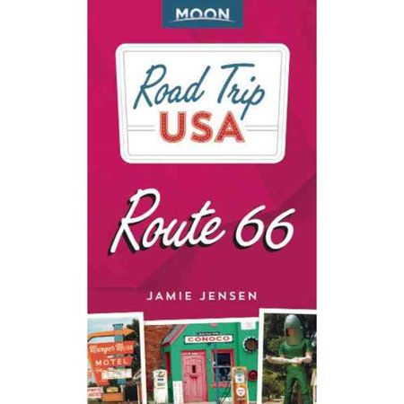 Moon Road Trip USA Route 66