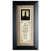 The James Lawrence Company Framed Textual Art