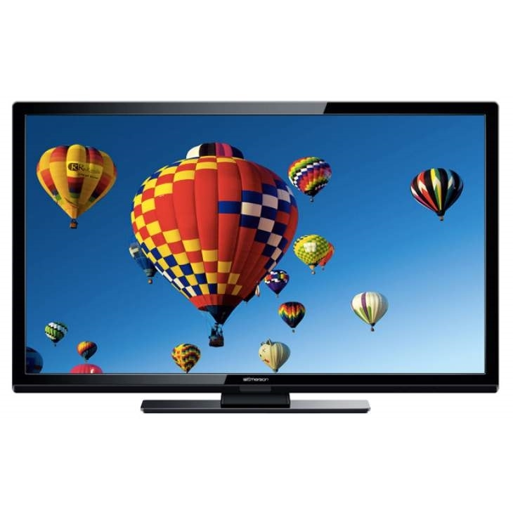 "Emerson LF501EM5F 1080P 50"" LED TV, BLACK (Certified )"