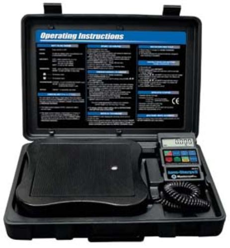 Mastercool 98210-A Accu-charge Ii Programmable Refrigeran...