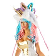 Sexy Unicorn Hood Adult