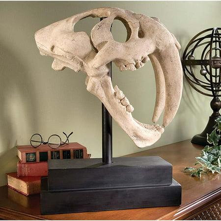Saber-toothed Tiger Skull Artifact