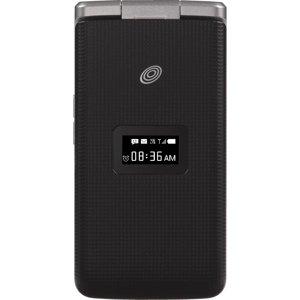 TracFone ZTE Cymbal 8GB Prepaid Smartphone, Black