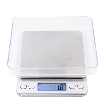 3Kg 0.1G Digital Kitchen Scales Counting Weighing Electronic Balance Scale Sf-400A Electronic Lcd Backlight - image 4 of 7