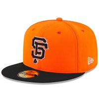 official photos 2cf85 abe7f Product Image San Francisco Giants New Era Youth 2017 Players Weekend  59FIFTY Fitted Hat - Orange