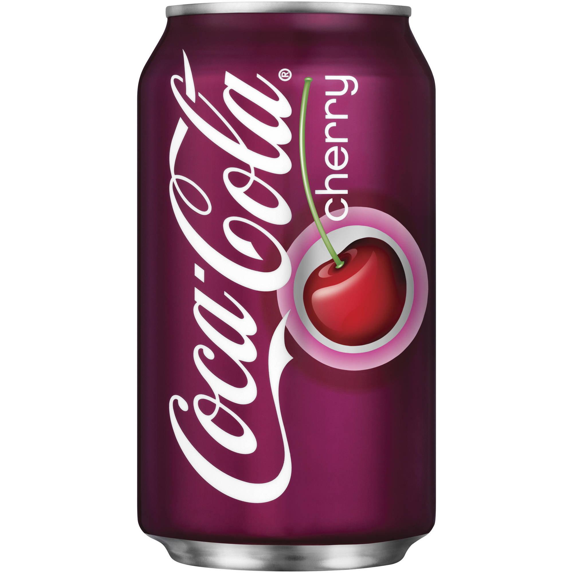 Cherry Coca-Cola, 12 oz