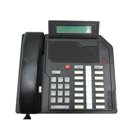 - NT9K16AC03 M2616 Genuine Nortel Meridian Black Digital Display Phone NO Stand Networking Phones / Telephones - Used Very Good