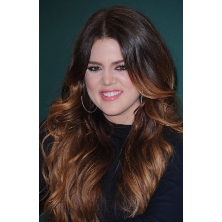 Khloe Kardashian At In Store Appearance For Kardashian Book Signing For Dollhouse Canvas Art     16 X 20