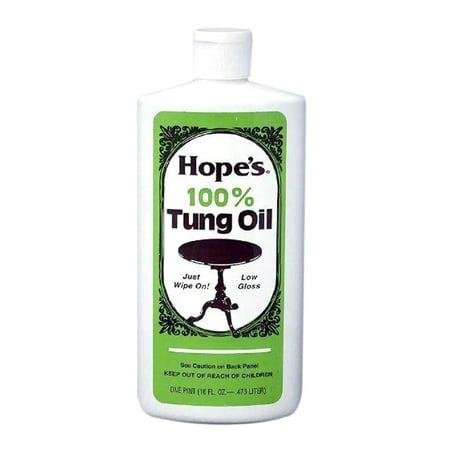 - TUNG OIL 100% PT