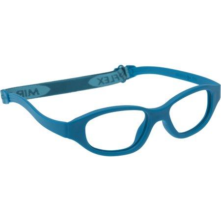 Miraflex: Eva Unbreakable Kids Eyeglass Frames | 43/15 - Teal | Age ...