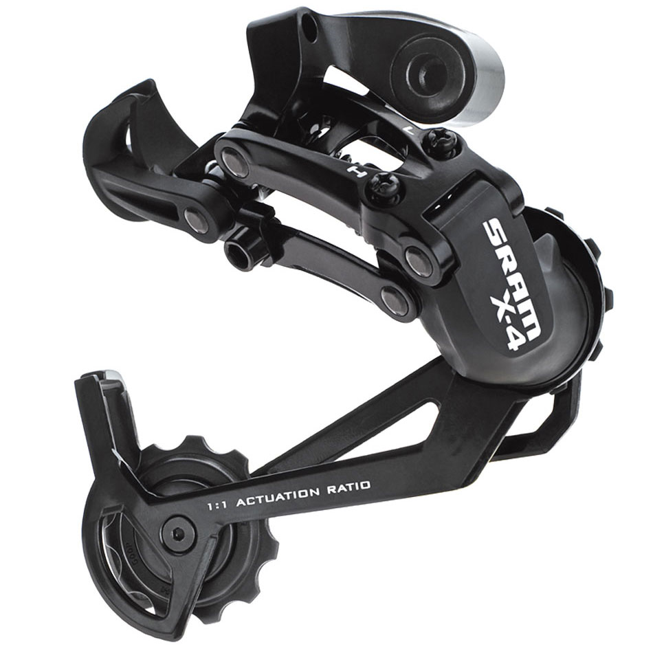 SRAM X4 8-Speed Rear Derailleur Long Cage