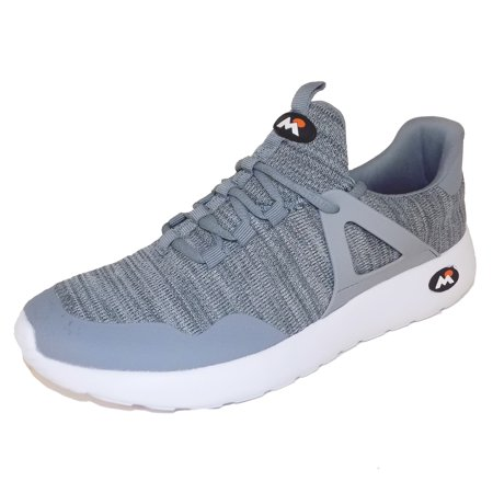 - Mountain Gear Visionary Mens Grey Athletic Running Sneaker Shoe