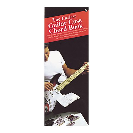Music Sales The Easiest Guitar Case Chord (Book)